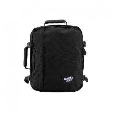 CLASSIC 28L - ULTRA LIGHT CABIN BAG - ABSOLUTE BLACK DE CABIN ZERO
