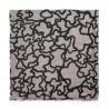 Foulard Kaos en color piedra de Tous