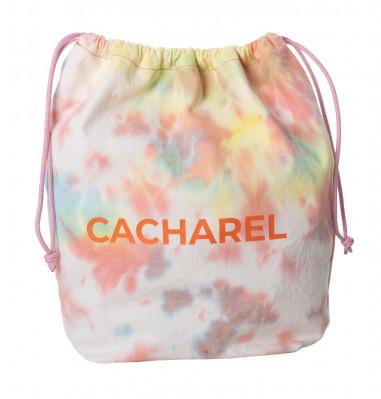 Bolsa La Palma tie-dye rosa de Cacharel